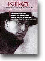 Kafka - Zeitschrift für Mitteleuropa