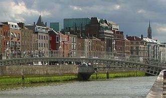 Dublin am Bloomsday