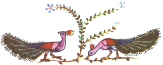 Armenische Miniatur